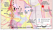 Timberline Reports Final 2020 Drilling Results at the Eureka Gold Project, Nevada