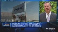 Syngenta: We can't consider Monsanto offer further