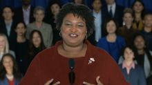 Fox News hosts praise Stacey Abrams's State of the Union rebuttal: 'She is clearly a rising star'