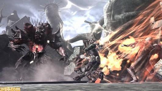 Soul Sacrifice is Keiji Inafune's Vita game, features gruesome magic