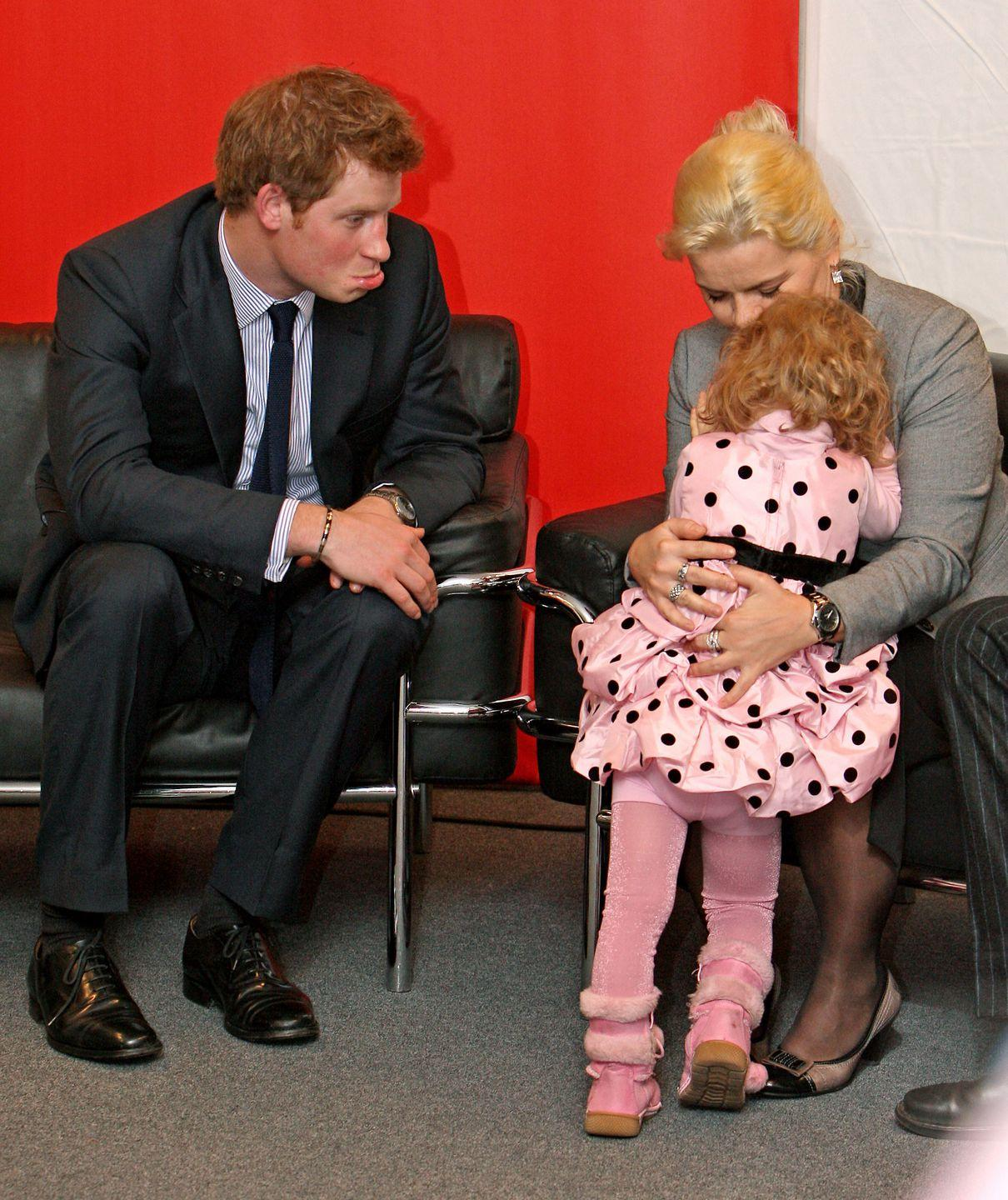11 Photos Proving Prince Harry Is the World's Most Famous Ginger