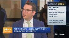 Mangrove Partners' Nathaniel August on his best idea at S...