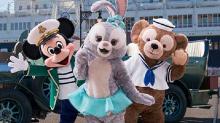 東京迪士尼又有新角色,達菲新朋友「史黛拉兔」夢幻登場!