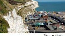 White Cliffs of Dover for sale... to the French