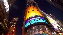 Nvidia, Broadcom Lead Nasdaq Today; Retailer Surges 25%