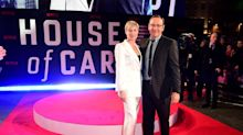 'I don't know the man' - Robin Wright breaks silence on Kevin Spacey