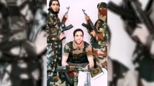Pak Issues Stamps Commemorating Slain Hizbul Commander Burhan Wani