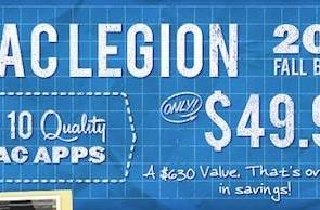 MacLegion 2011 fall bundle now available