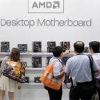 Here comes AMD… (AMD)