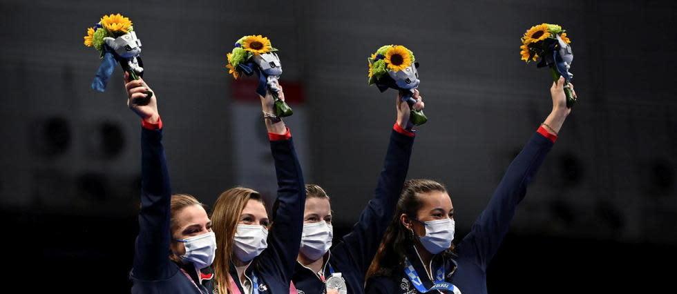 Les fleurs remises aux athlètes pendant les JO de Tokyo ont une symbolique forte