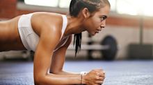 This 8-minute core workout builds strength and can reduce back pain