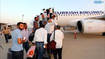Airlines Suspend Flights To Iraqi City Of Irbil