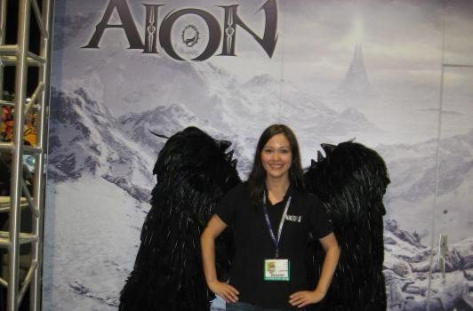 SDCC 2010: Massively's interview with Aion producer Lani Blazier