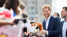 Prince Harry's comforting words to grieving boy who lost his mum