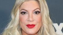 Tori Spelling and her kids bullied over their sponsored post for muffins: 'Might explain why they're all overweight'