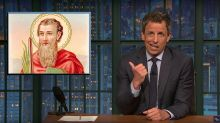 Seth Meyers On Immigration: A Little Sympathy For The Apostle Paul