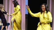 People are freaking out about Michelle Obama's $3,900 boots