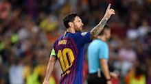 While that other superstar departed La Liga, Messi has been as great as usual for Barcelona