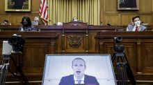 Lawmakers batter Big Tech CEOs, but don't land many blows