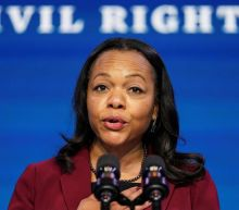 Biden's civil rights nominee has to explain to GOP senator that article she wrote was satire