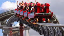 Thorpe Park offers discounted tickets to young people who register to vote
