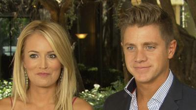 Emily Maynard And Jef Holm: Happy As Can Be!