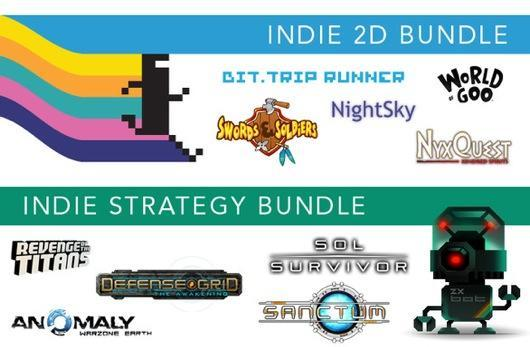 'Indie Strategy' and 'Indie 2D' bundles cheap on Steam until Thursday