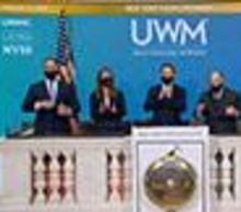 UWM Holdings Corporation Rings NYSE Opening Bell