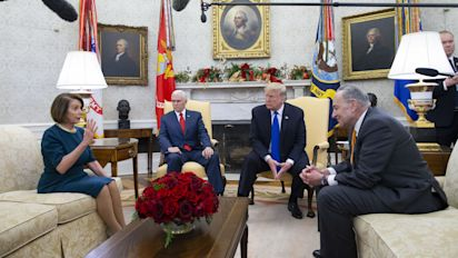 Pelosi privately slams Trump's pride after meeting