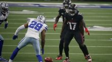 Falcons in 0-2 hole after failing to recover onside kick