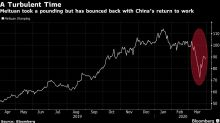 China's Meituan Soars After Signaling Comeback From Covid-19