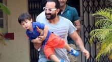 Saif Ali Khan On Taimur Getting Papped: It Makes Me Tense But It Is Their 'Rozi Roti'