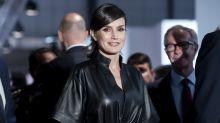 Königin Letizia von Spanien begeistert im Leder-Look
