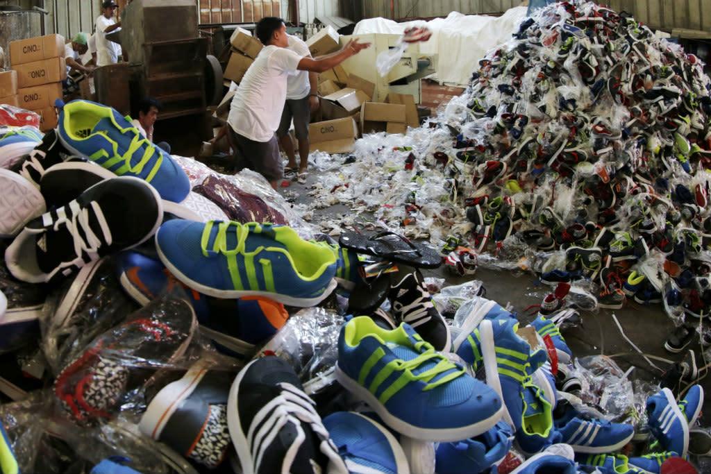 the filipino shoe industry