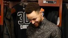 """""""Los Warriors"""" se divirtieron de lo lindo en el cumpleaños 30 de Steph Curry y no entrenaron"""