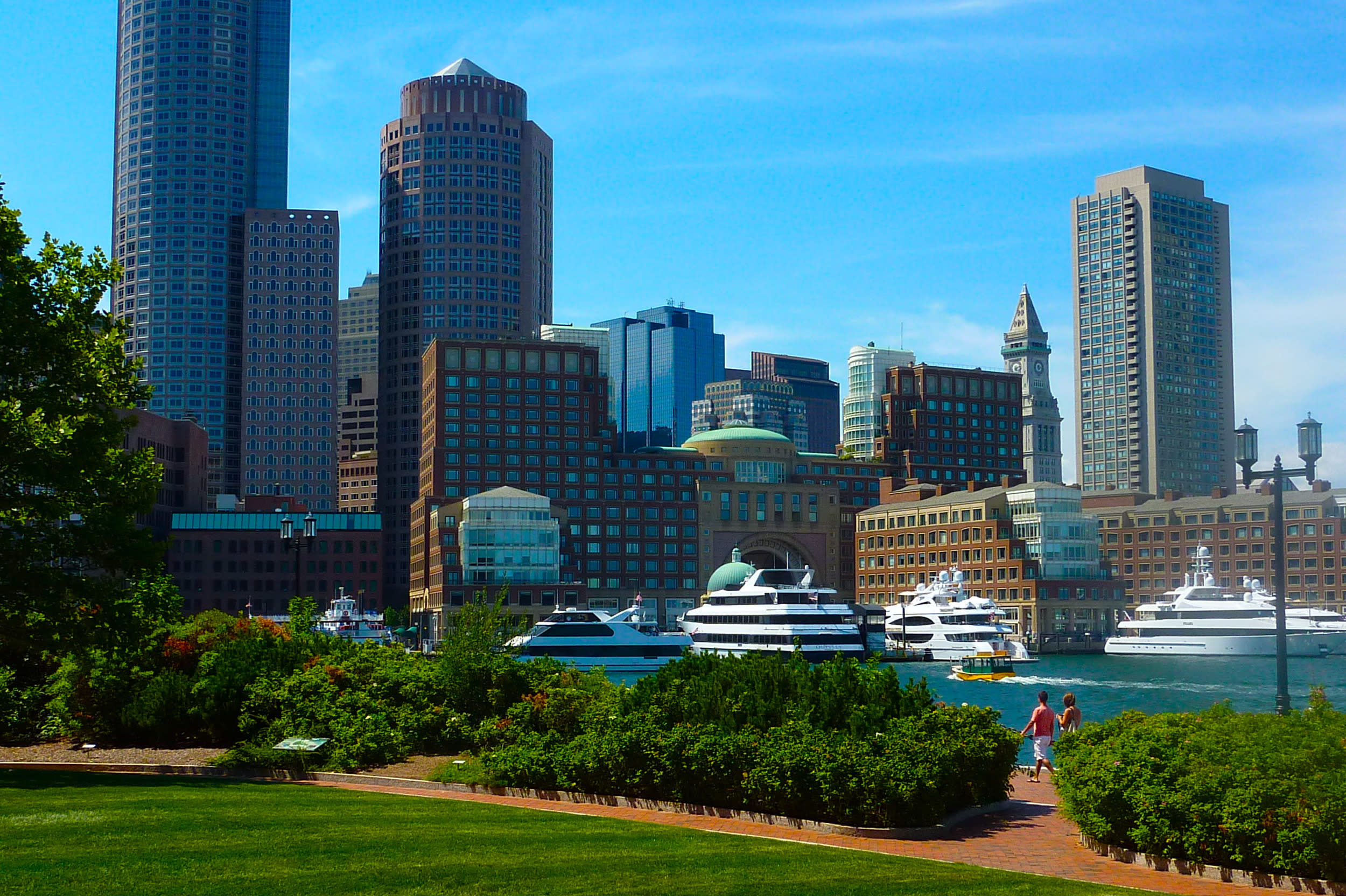 """June is the perfect month to get out and about in America's most walkable city. Boston has an abundance of green parks and open spaces where you can enjoy a leisurely stroll or cycle, such as alongside the Charles River or through Boston Common. <strong>Try this:</strong> See where a republic was born as you walk the famous Freedom Trail, a 2.5-mile route that links 16 of the most important heritage sights in the city, including the Old State House, Paul Revere's House and the Old North Church. <a href=""""http://wowair.co.uk/?_ga=1.121312712.1195651070.1458678977"""" target=""""_blank"""">WOW Air</a> offers cheap flights from London Gatwick to Boston in June from £169 one way."""