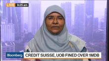 Singapore Fines Credit Suisse, UOB Over 1MDB