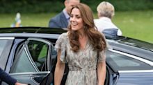 The Duchess of Cambridge's £450 paisley-print dress is now available to buy