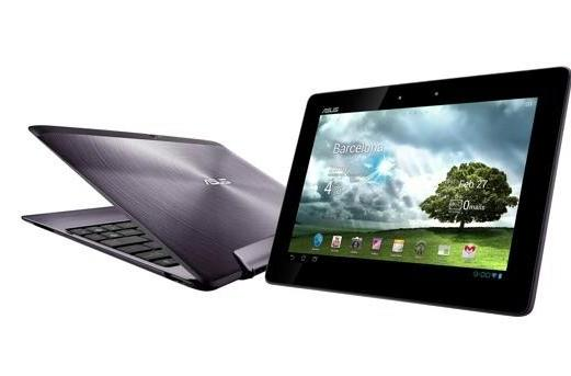 ASUS rebrands its tablets 'Transformer Pads,' announces the high-end Infinity Series with either Tegra 3 or Snapdragon's S4 chip