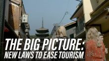 Places with new travel laws thanks to overtourism