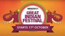 Amazon Great Indian Festival 2020 Sale to Kick Off 16 October