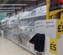 Welsh supermarkets covering up 'non-essential' items as coronavirus restrictions get tougher