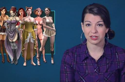New 'Tropes vs. Women' discusses the dark side of decoration