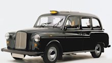 An ode to the London cab: Austin FX4 taxi at 60