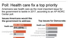 AP-NORC Poll: Americans of all stripes say fix health care
