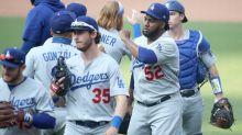 Dodgers clinch playoff spot, Higashioka crushes three HRs for Yankees