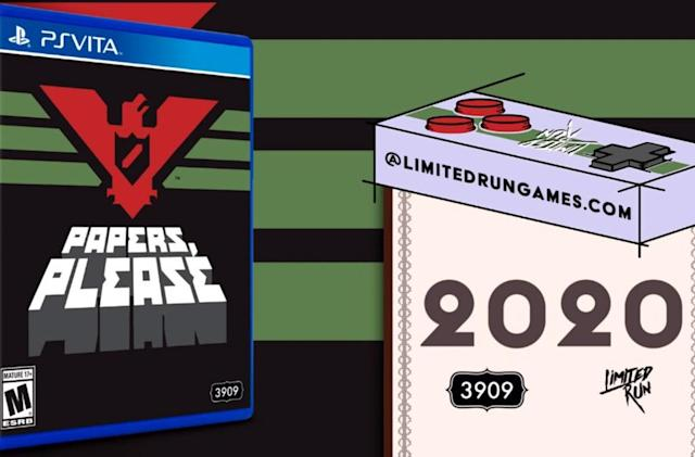 Limited Run Games shows the Vita some love as it revives 14 games