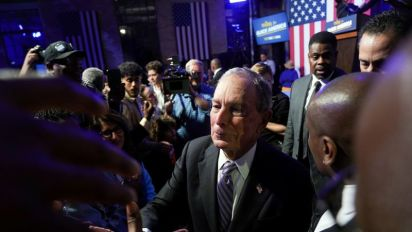Bloomberg to sell company if elected, campaign says