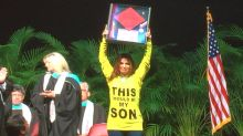 Families of Parkland victims accept diplomas: 'This should be my son'