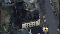 Dozens Displaced After Fire Rips Through Several Passaic Buildings